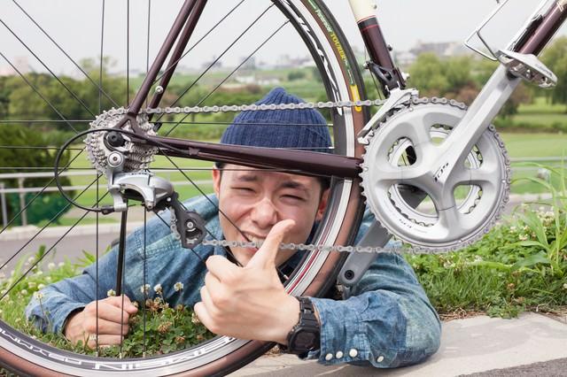 このコンポいいよ!とおすすめする自転車系YouTuberの写真