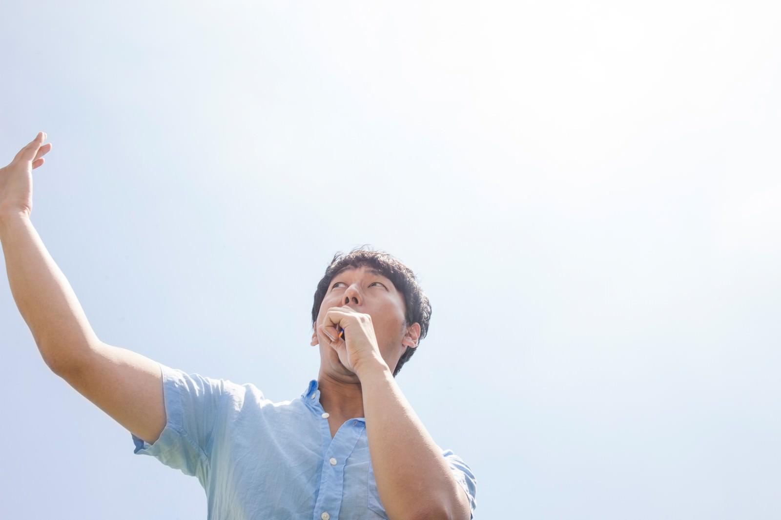 「夏フェスでプチョヘンザップ!夏フェスでプチョヘンザップ!」[モデル:大川竜弥]のフリー写真素材を拡大