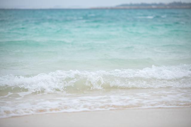 波打ち際ザパーの写真