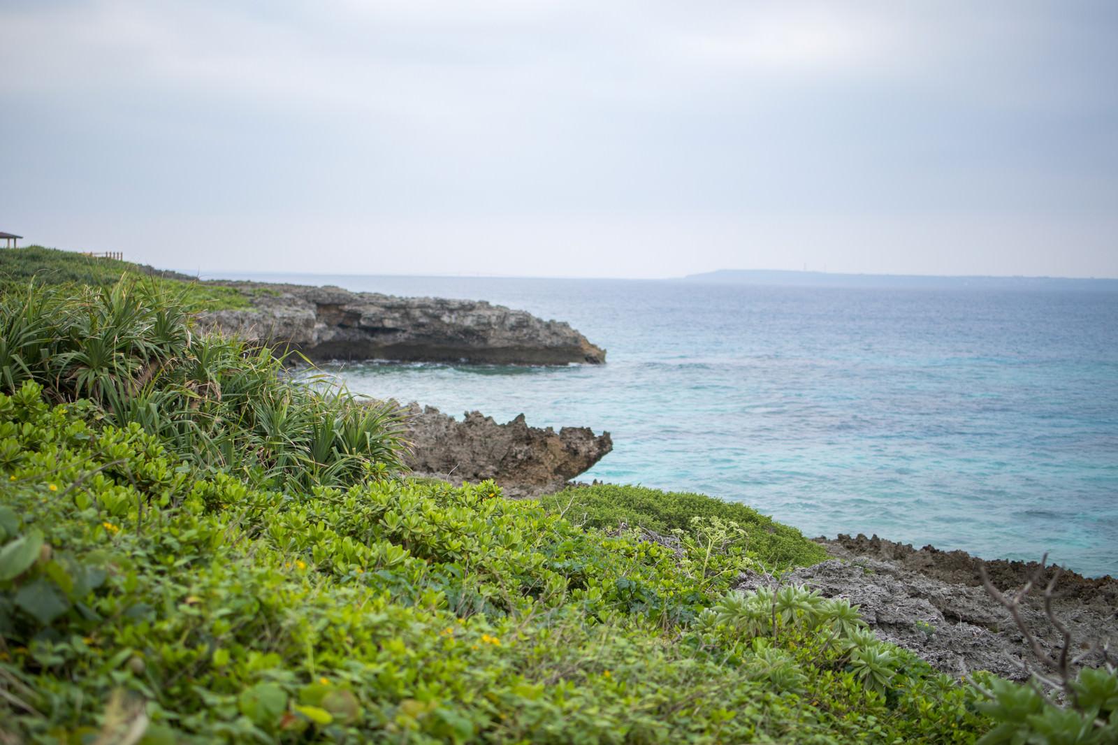 「宮古島の海」の写真