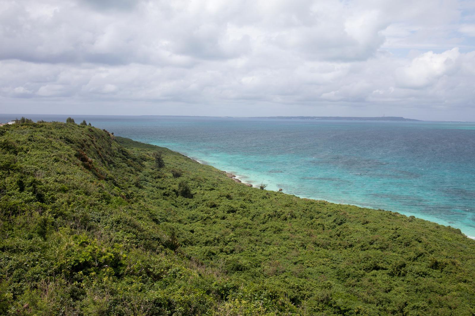 「自然豊かな宮古島」の写真