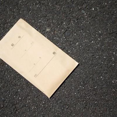 給与袋トラップの写真