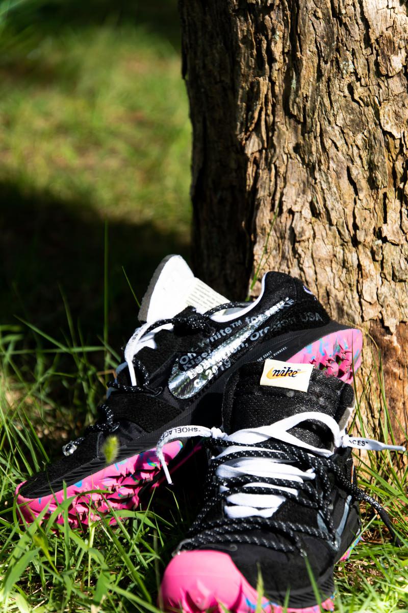 クッション性の高い靴