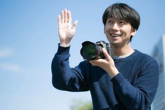 コスプレ会場でやたらと声をかけてくるカメラ小僧の写真