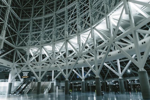 ロサンゼルス・コンベンション・センター内の写真