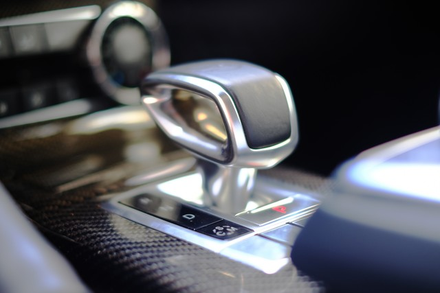 シフトノブ(自動車)の写真