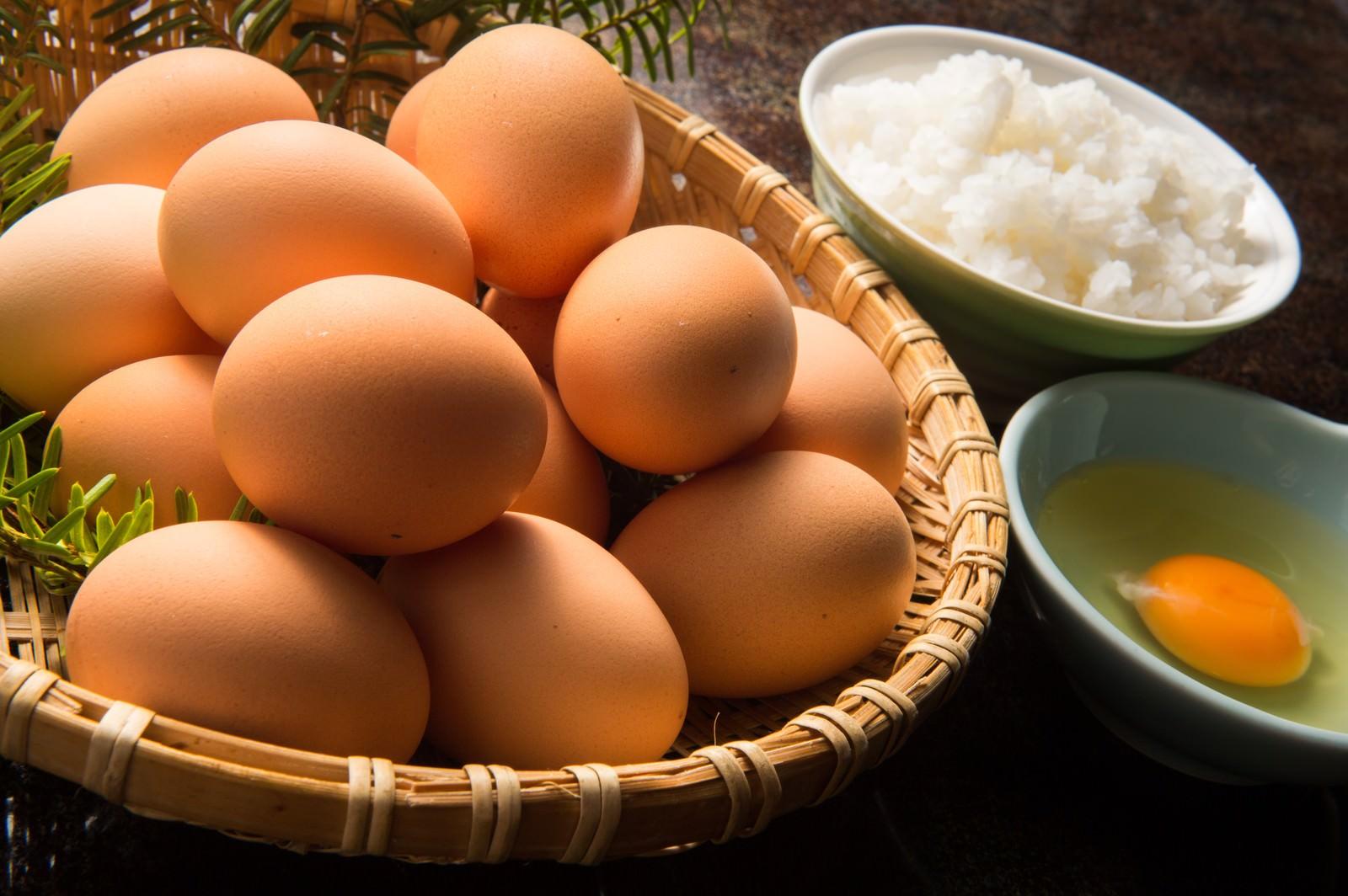 「卵かけご飯が食べ放題(料理宿栄太郎)」の写真