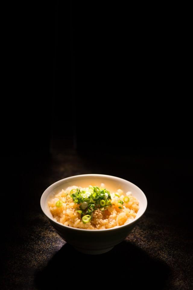 美しすぎる卵かけご飯(TKG)の写真