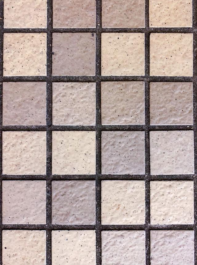 正方形のミニタイル(テクスチャ)の写真