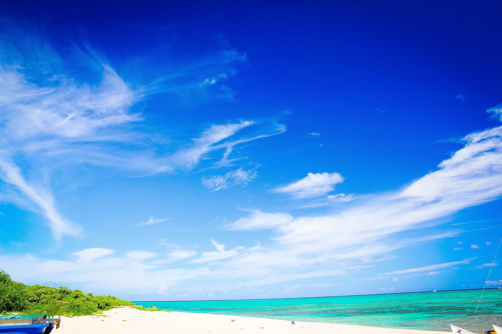 「石垣島のビーチ | 写真の無料素材・フリー素材 - ぱくたそ」の写真