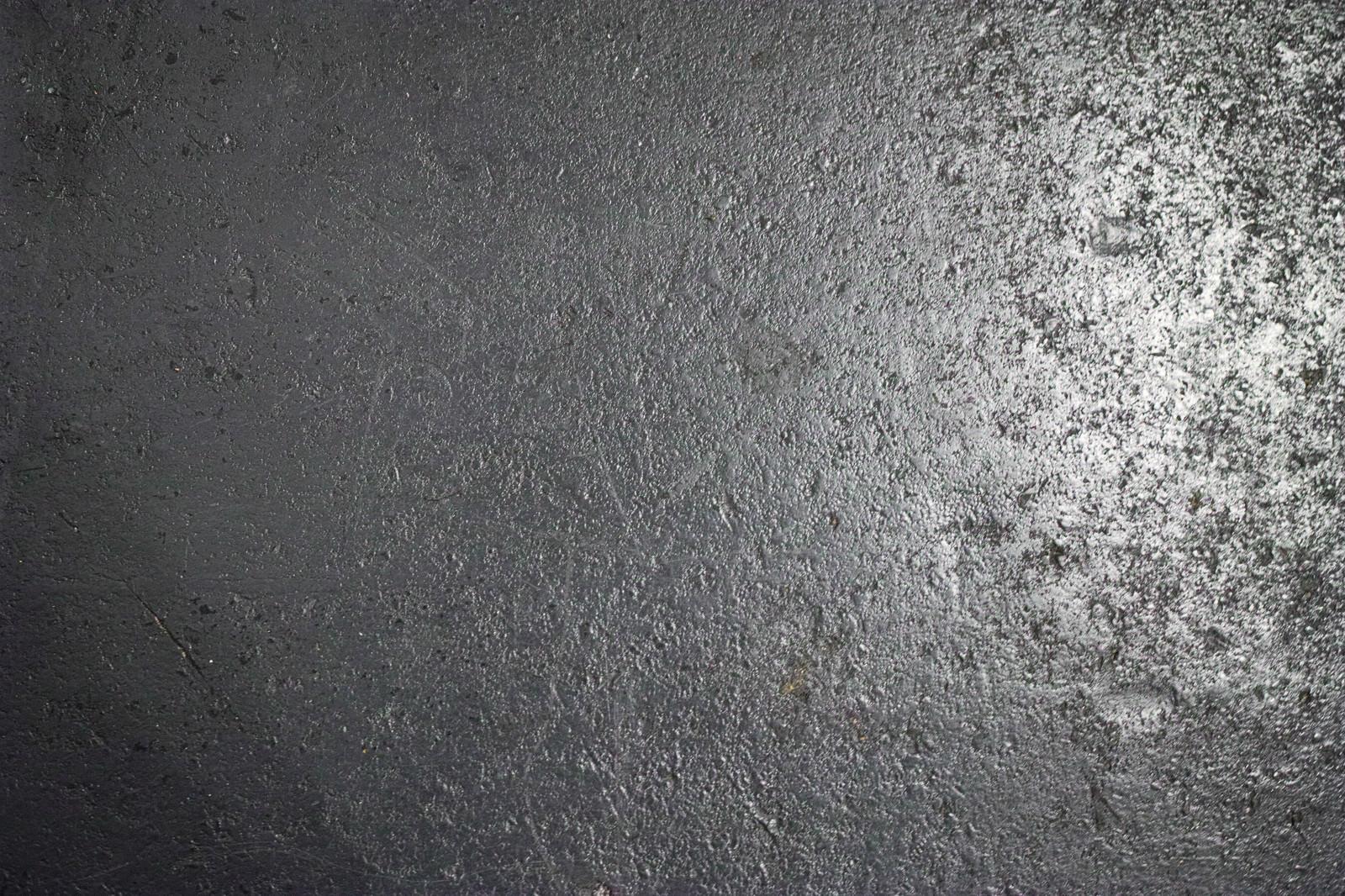 「灰色のペンキで塗装された壁(テクスチャ)」の写真