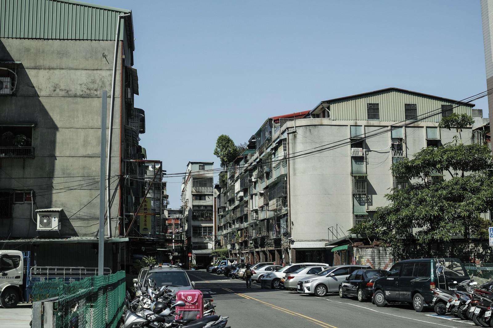 「サンチョンの集合住宅(台湾)」の写真