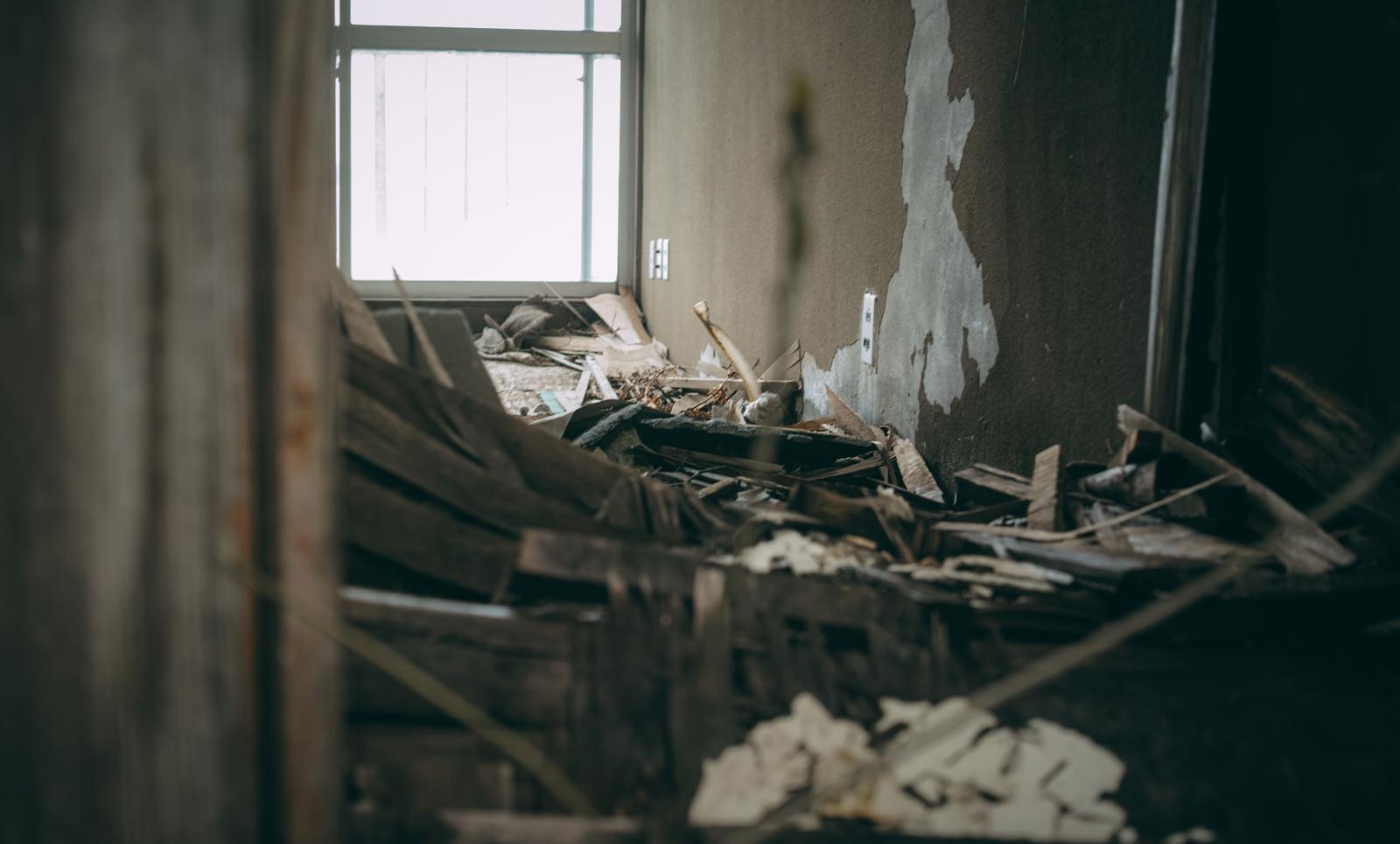 「もう戻らない思い出と部屋」の写真