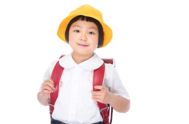 ピカピカの一年生の写真