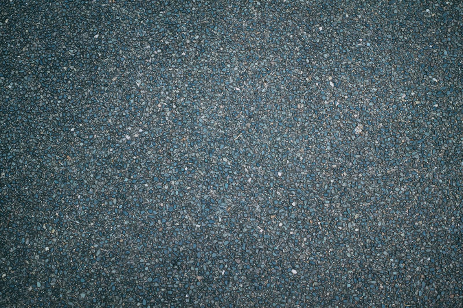 「細かな粒の石畳(テクスチャ)」の写真