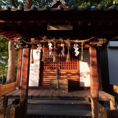 玉前神社の十二神社(千葉県一宮町)の写真