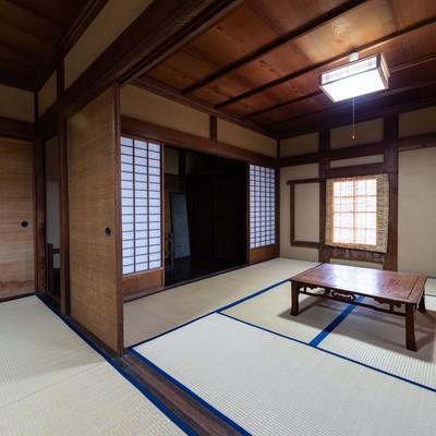 畳の和室(千葉県一宮町)の写真