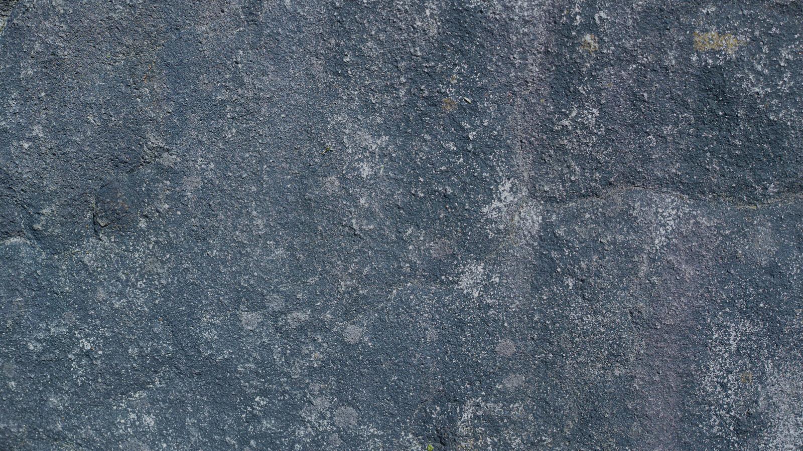 「どっしりとした岩肌(テクスチャ)」の写真