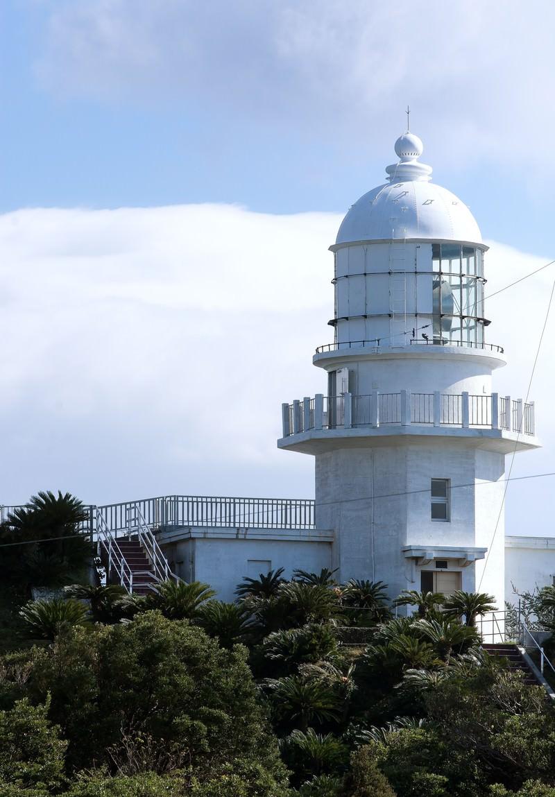 「都井岬灯台」の写真