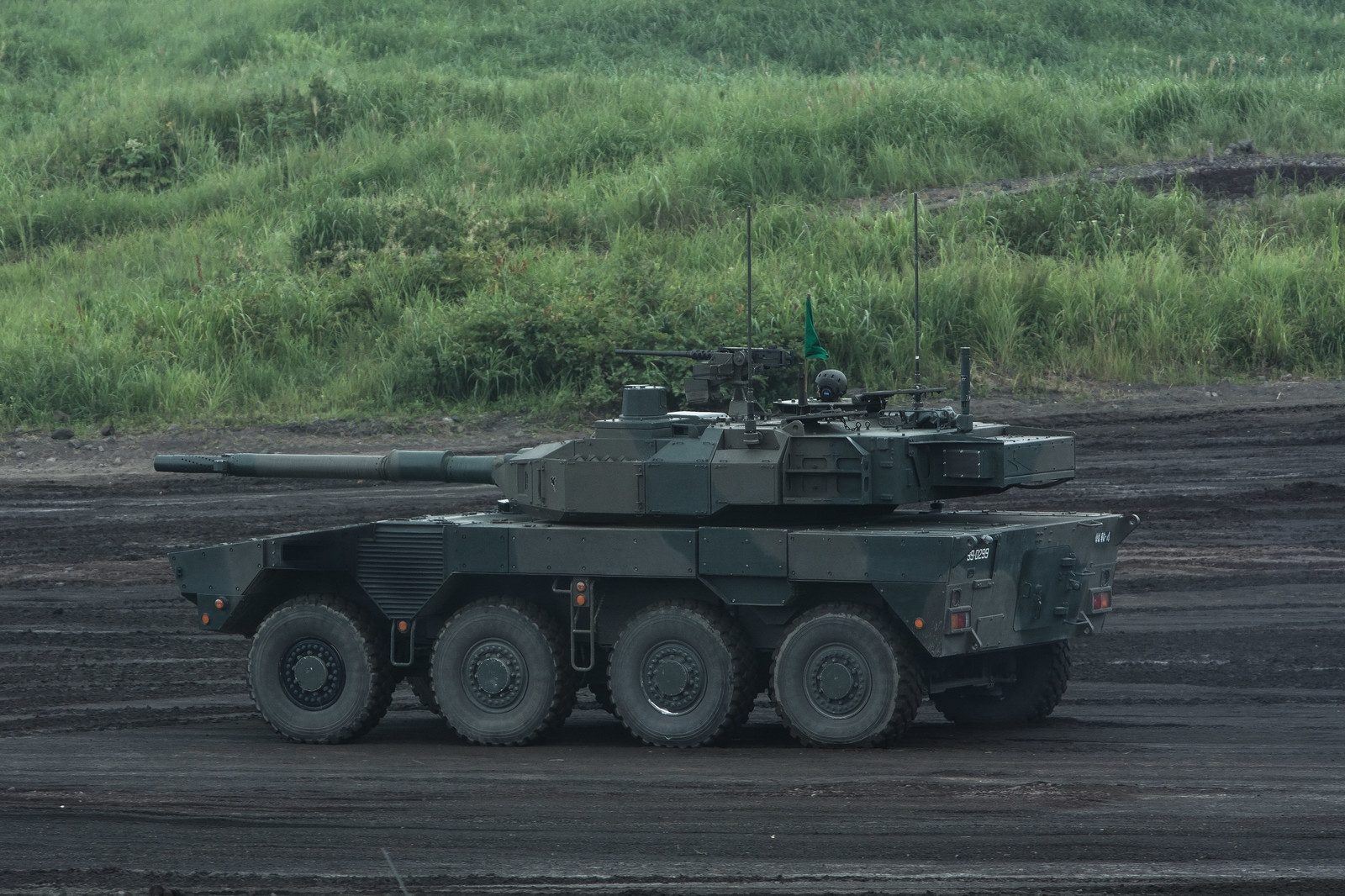 「次世代陸自の新装備 16式機動戦闘車(MCV)次世代陸自の新装備 16式機動戦闘車(MCV)」のフリー写真素材を拡大
