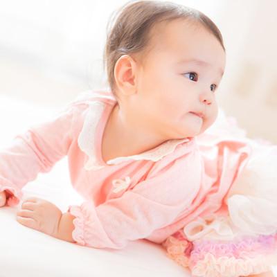にんまり赤ちゃんの写真