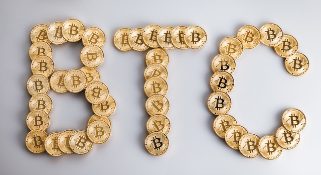 BTC!(ビットコイン)の写真