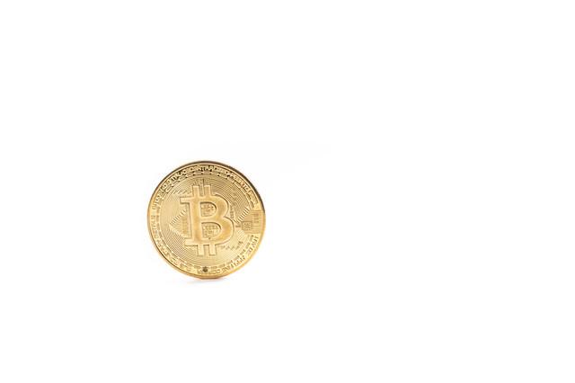 ビットコイン建ての写真