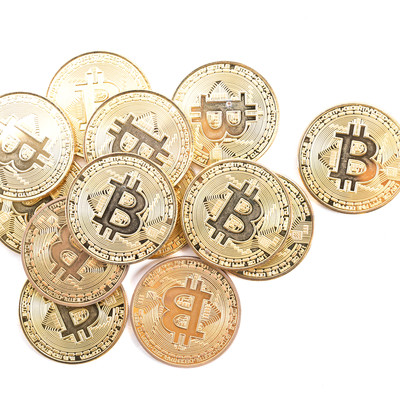 デジタル・ゴールド ビットコインの写真