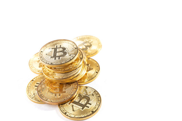 Cryptocurrency(暗号通貨)の写真