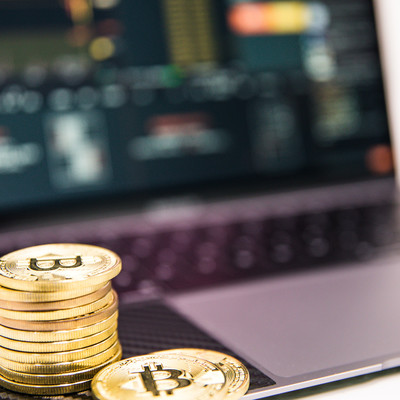 ビットコイン(BTC)トレードの写真