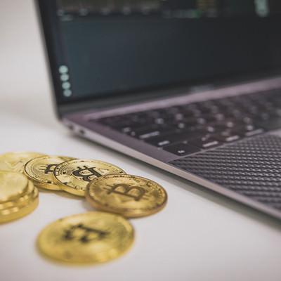 ビットコインの電子売買の写真