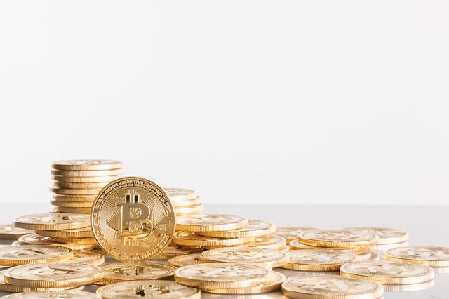 ビットコイン大量保持の写真