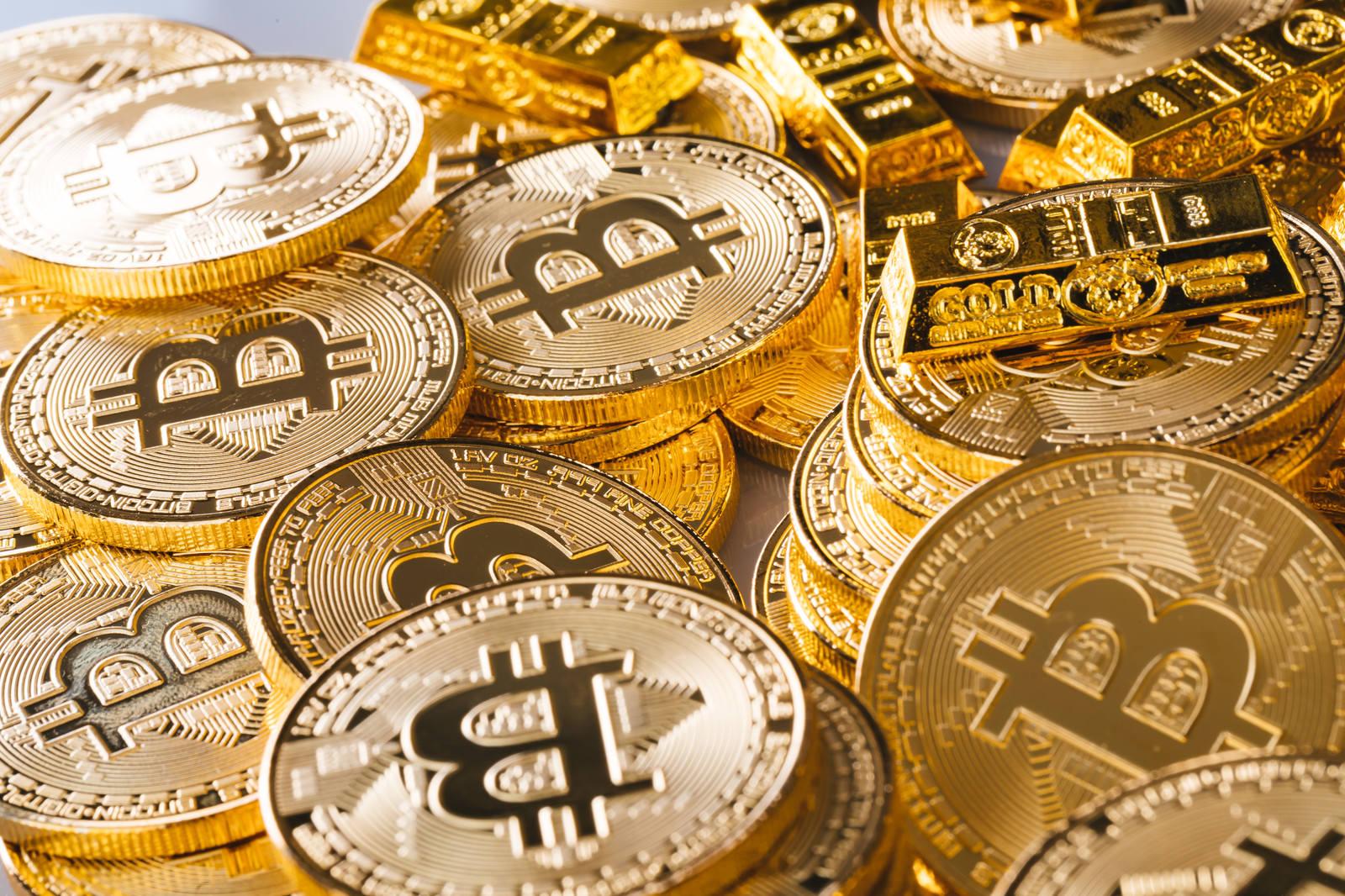 「BitcoinGold(ビットコインゴールド)」の写真