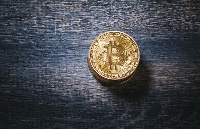 ビットコインの将来性(暗号資産)の写真