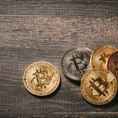 ビットコイン(BTC)の暗号資産の写真