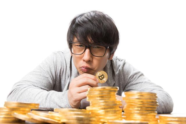仮想通貨の煽り広告を見て購入してみた新規参入組の写真