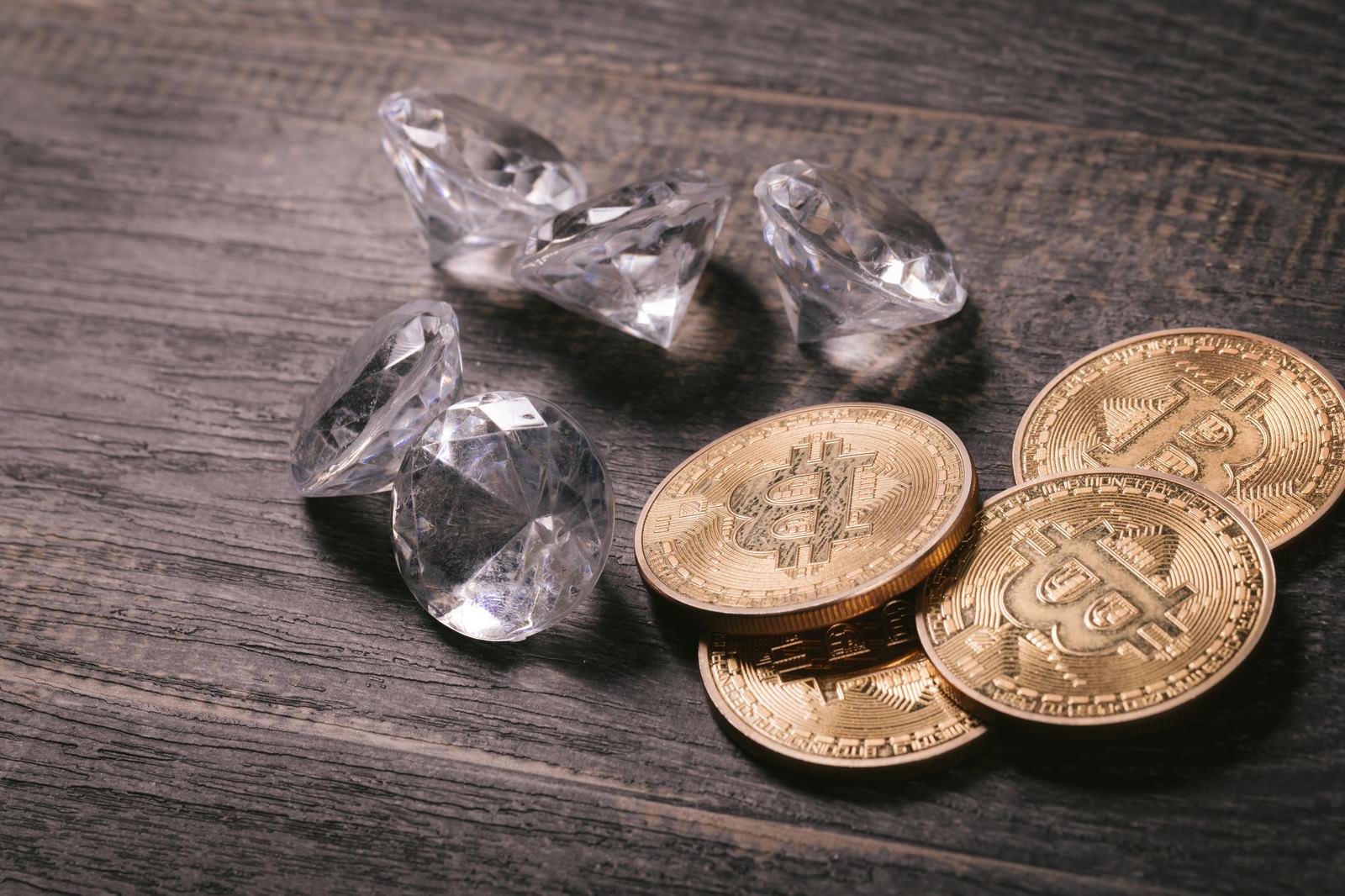 「ビットコインダイヤモンド(BCD)」の写真