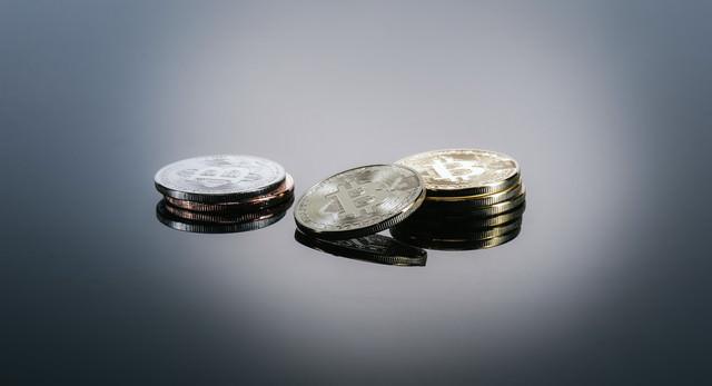 業界が注目する仮想通貨の写真