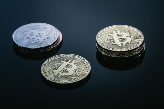 高値更新を続けるBitcoin(ビットコイン)の写真
