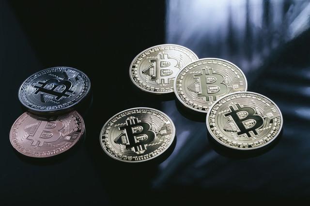 資金洗浄やロンダリングが問題視されている仮想通貨の写真