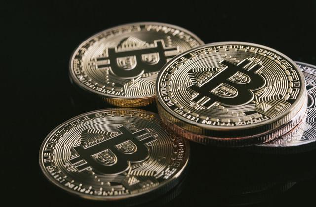 上場投資信託(ETF)の認可間近と期待されるビットコインの写真