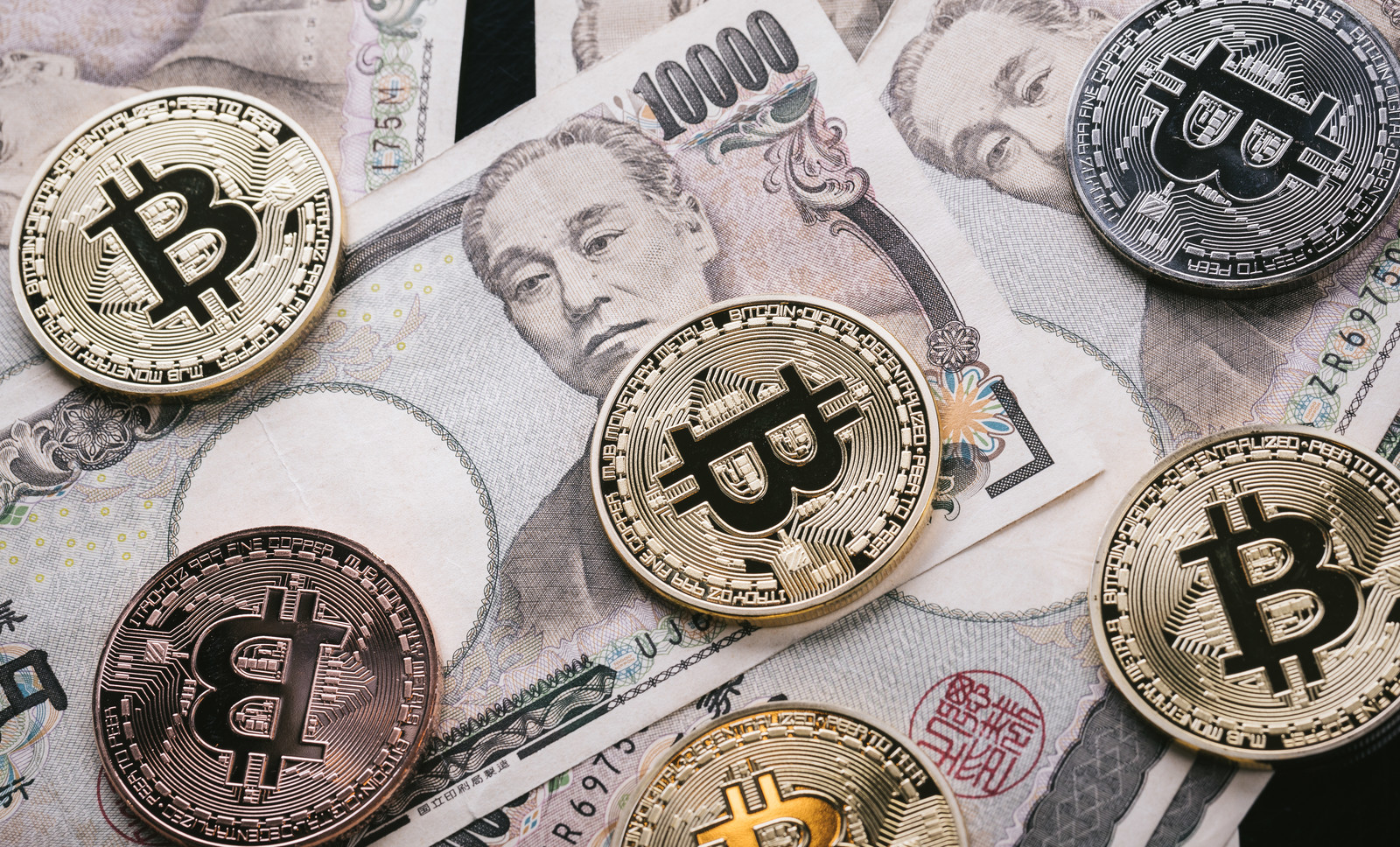「ビットコイン(Bitcoin)の普及により中央銀行が不要となる未来」の写真