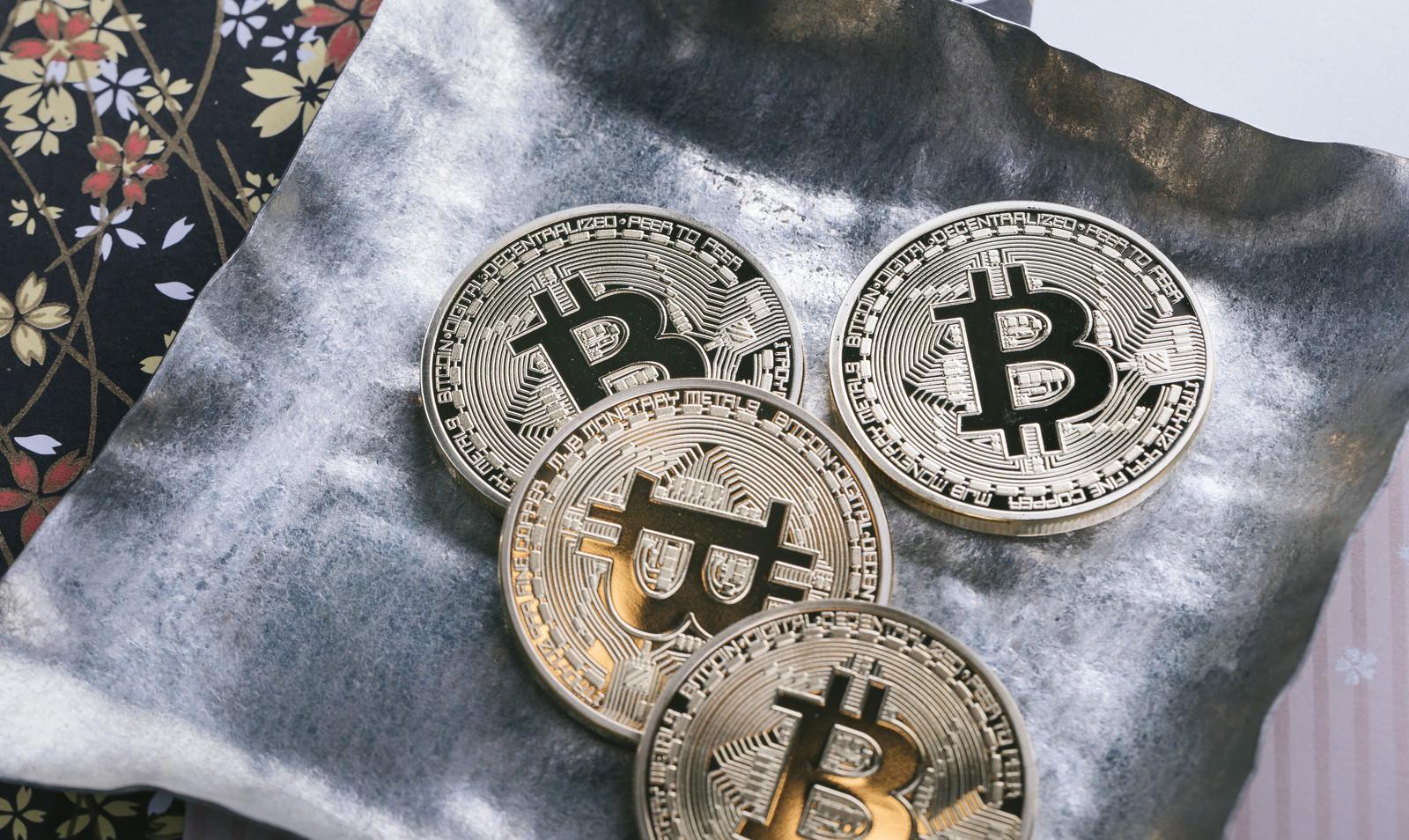 「近い将来、支払いはビットコインが主流になる」の写真