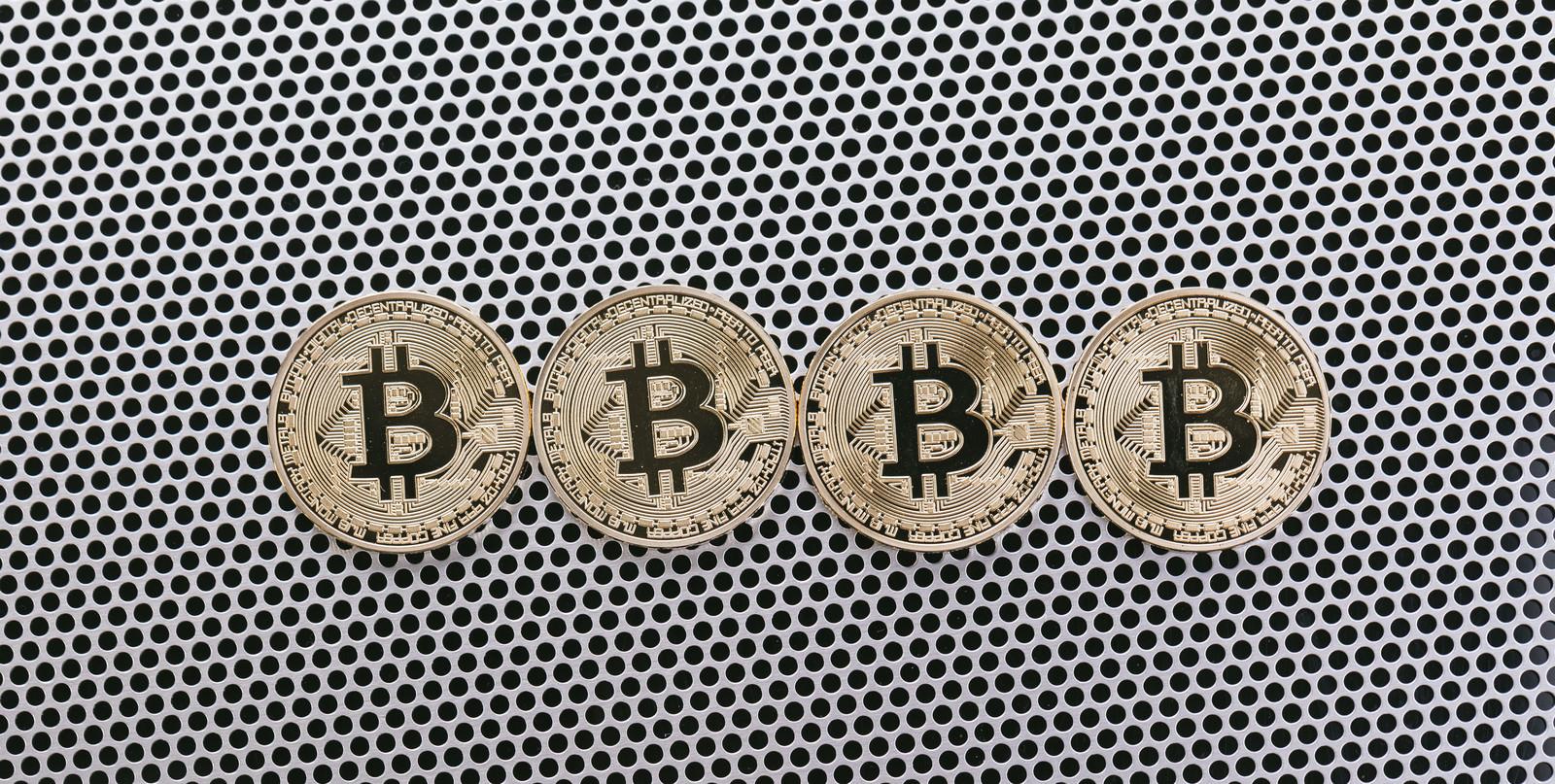 「ビットコインキャンペーン」の写真