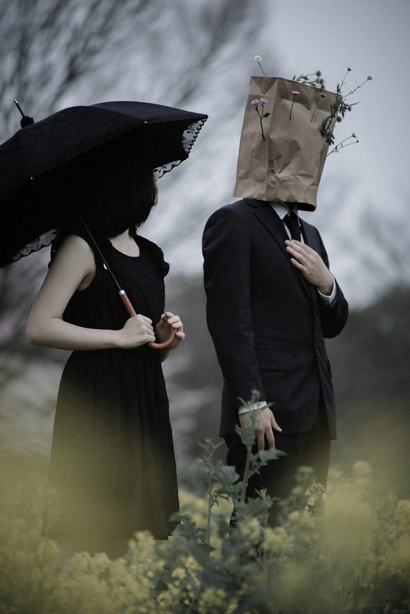 「人と異形の恋」の写真