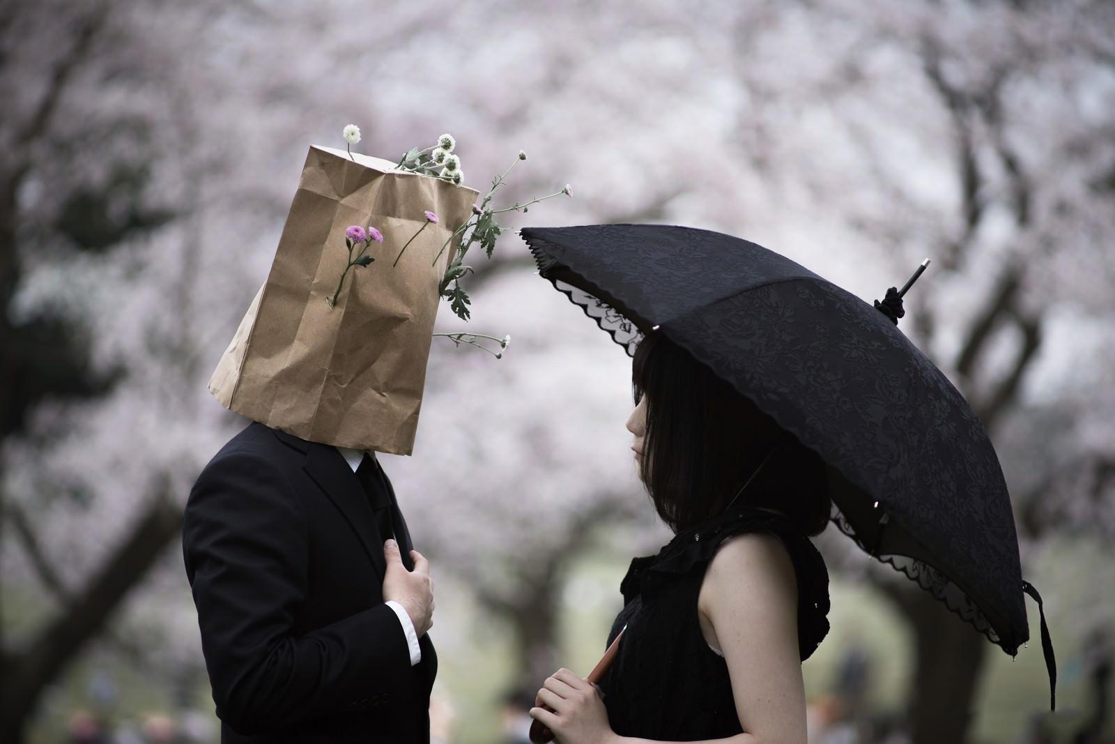 「匿名の恋」の写真