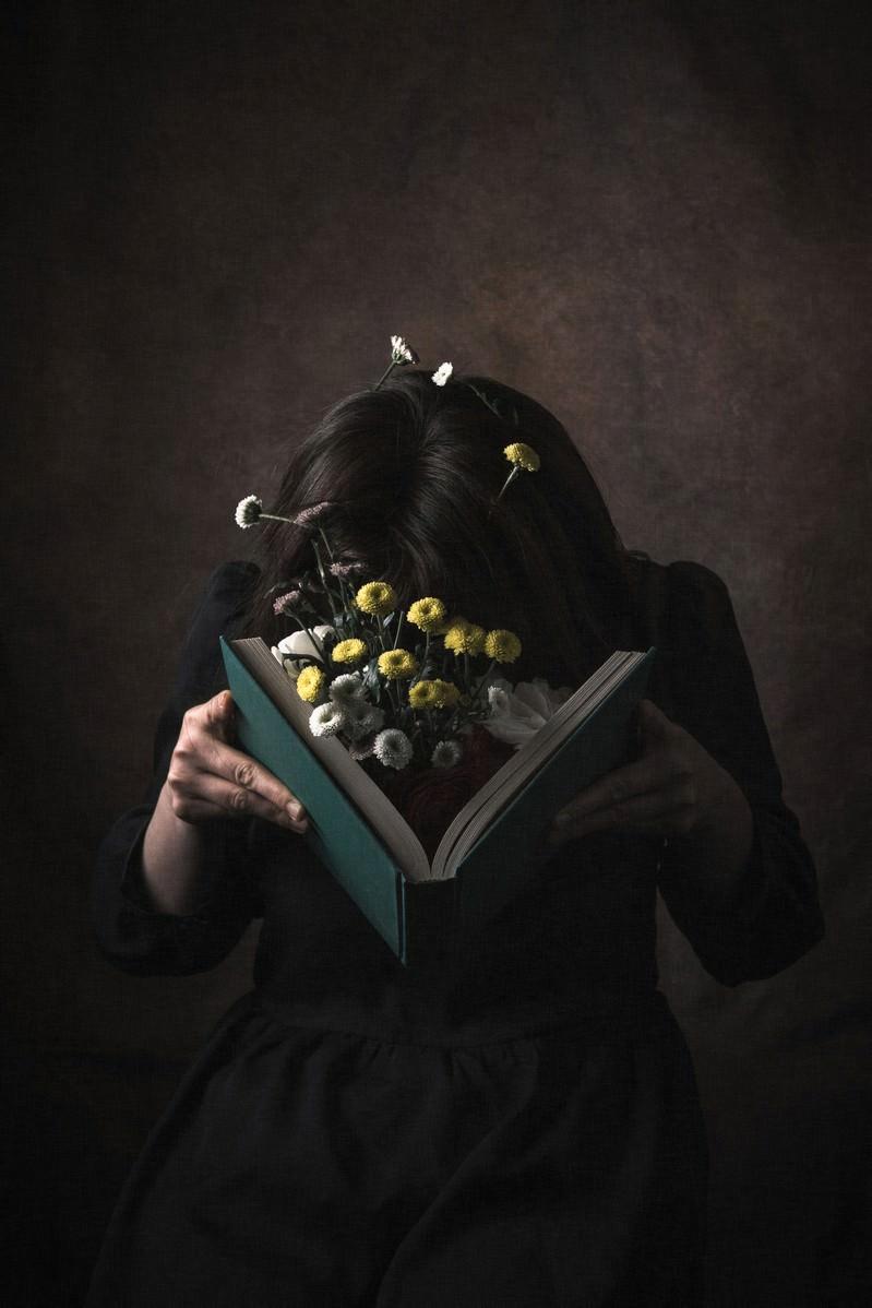 「お花畑脳」の写真