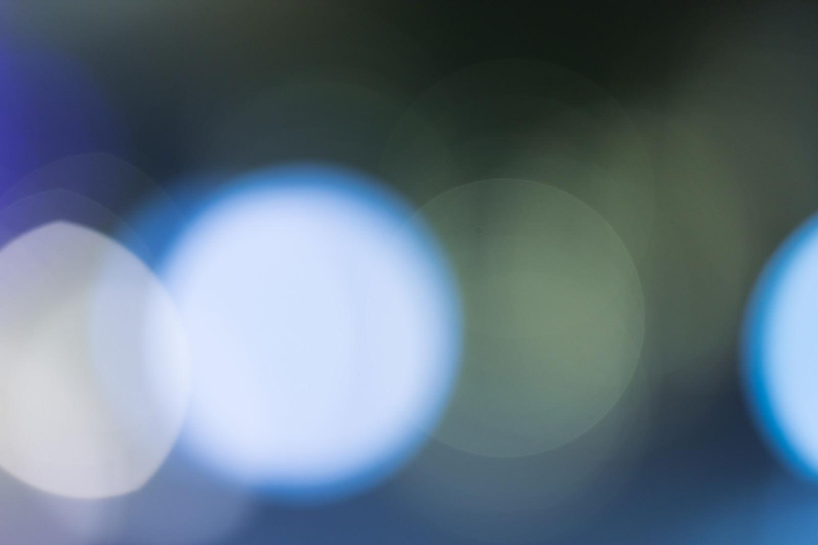「冷たい光源」の写真