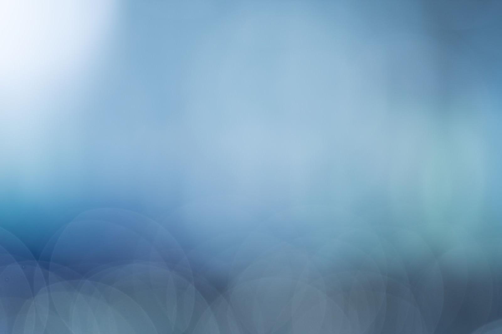 「深青の光」の写真