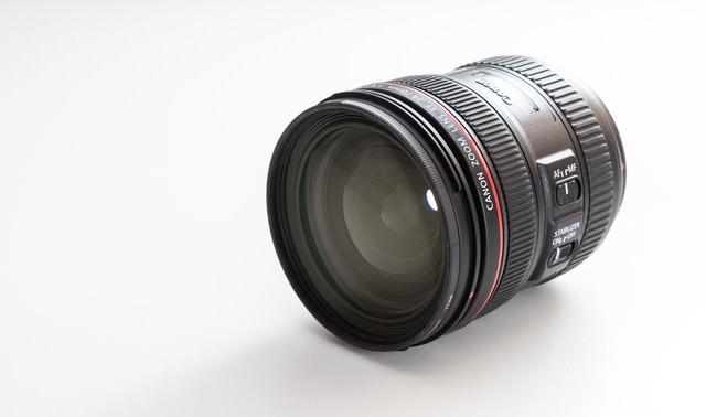 24-70mm のマクロレンズの写真